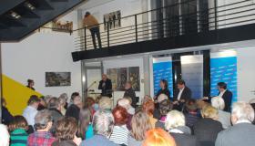 Atrium der Friedrich-Naumann-Stiftung für die Freiheit
